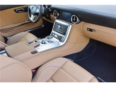 gebraucht Mercedes SLS AMG Roadster 1.Hd +MB-Vorfwg. Deutsch Garantie