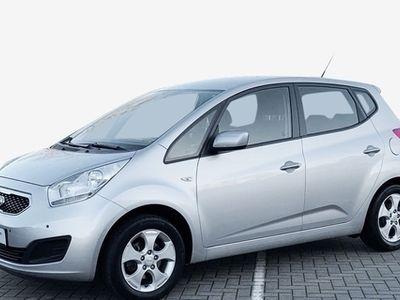 gebraucht Kia Venga Motors1.6 CVVT Edition 7 6-Gang Klimaanlage/ Sitzheizung