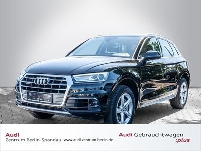 begagnad Audi Q5 3.0 TDI quattro Sport tiptronic *ACC*VC*NAVIplus*