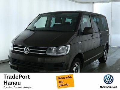 gebraucht VW Caravelle T6Comfortline KR TDI DSG 8-Sitzer (Navi Klima Einpar