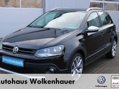 gebraucht VW Polo Cross Polo CrossPolo Klima PDC SHZ Klima Einparkhilfe