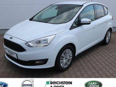 gebraucht Ford C-MAX 1.5 EcoBoost COOL & CONNECT +Navi +DAB