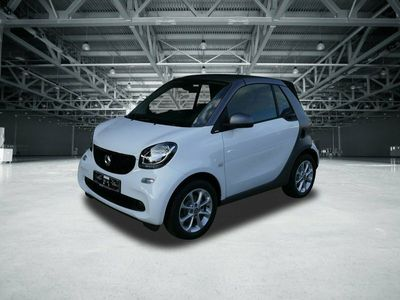 gebraucht Smart ForTwo Cabrio 52 kW+passion+Cool&Audio+LED+SHZ