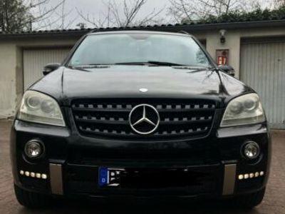 gebraucht Mercedes ML500 AMG PAKET und LPG