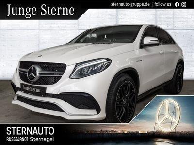 gebraucht Mercedes GLE63 AMG 4M Coupé Drivers ActiveCurve Sitzklima