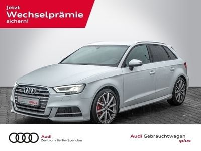 gebraucht Audi S3 Sportback 2.0 TFSI quattro S tronic *NAVI*GRA*SHZ*