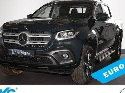 gebraucht Mercedes X250 D 4M PROGRESSIVE