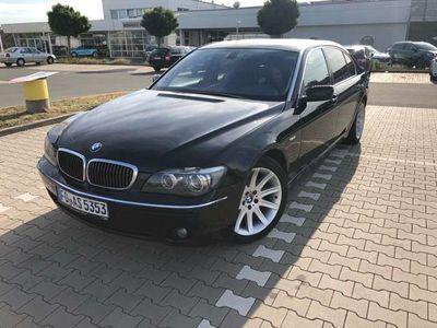 gebraucht BMW 750L 750 I INDIVIDUAL