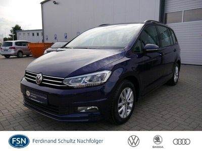 gebraucht VW Touran Comfortline 2.0 TDI DSG ACC Navi LED