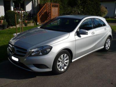 gebraucht Mercedes A180 (BlueEFFICIENCY) Style mit Garantie
