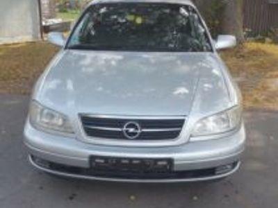 gebraucht Opel Omega 2,2L 16V Unfall