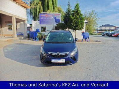 gebraucht Opel Zafira Tourer C Selection, 7. Sitzer, Erdgas