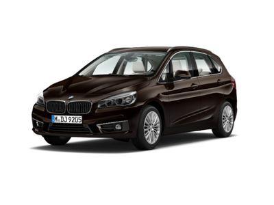 gebraucht BMW 220 Active Tourer d Luxury Line Aut. AHK