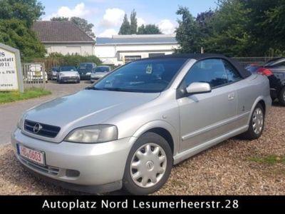 begagnad Opel Astra Cabriolet G 1.6 16V
