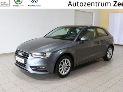 gebraucht Audi A3 2.0 TDI Attraction XENON BLUETOOTH EPH SITZHZ