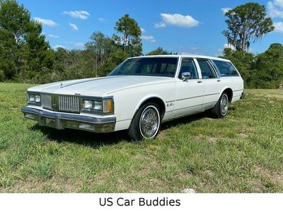 gebraucht Oldsmobile Custom Cruiser