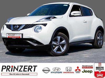 gebraucht Nissan Juke 1.6 Xtronic Acenta
