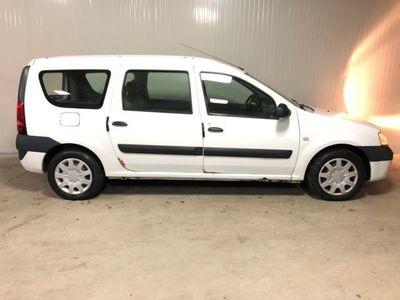 käytetty Dacia Logan MCV Ambiance