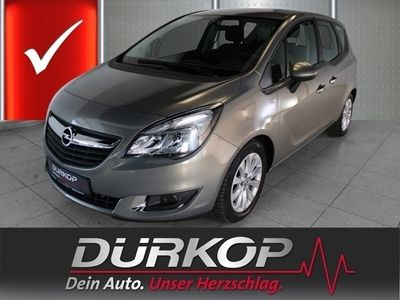 gebraucht Opel Meriva B Style 1.4 Turbo Tempomat*Allwetterreife