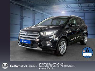 gebraucht Ford Kuga 2.0 TDCi 4x4 Aut. Titanium Xenon Sitzhzg