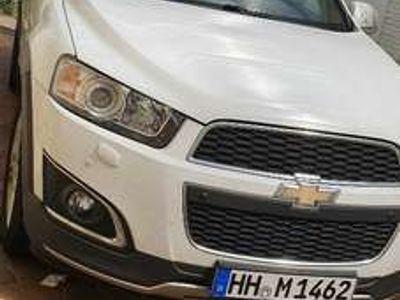 gebraucht Chevrolet Captiva 2.2 Diesel 2WD LS