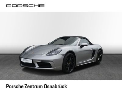 gebraucht Porsche 718 Boxster BoxsterBasis 20ampaposampapos Connect Plus BI