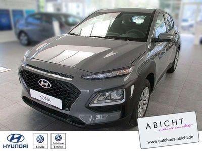 gebraucht Hyundai Kona 1.0 T-GDI 2WD PURE KLIMA TEMPOMAT 120 PS BT