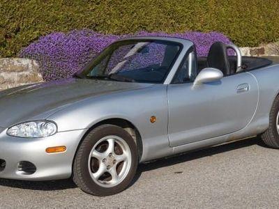 käytetty Mazda MX5 1.6i 16V