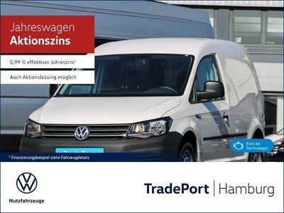 gebraucht VW Caddy Kasten 150 PS TDI Klima Elektro-Paket
