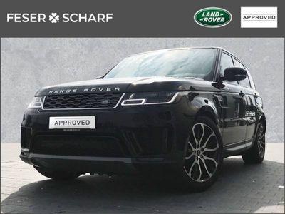 gebraucht Land Rover Range Rover Sport SE Hybrid PanoSD Winterp. Matrix, Standh