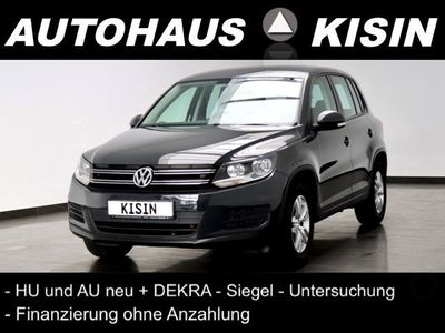 gebraucht VW Tiguan 1.4TSI BMT*Klima*Alu*