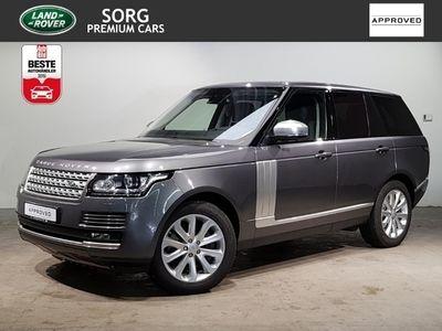 gebraucht Land Rover Range Rover 5.0l Vogue*ACC*PANORAMA*AHK*