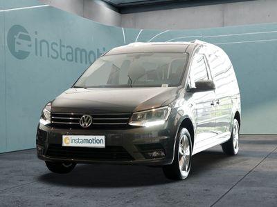gebraucht VW Caddy Maxi Caddy1.4TSI DSG Comfortline NAVI SHZ 7-Sitze