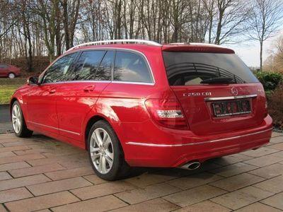 gebraucht Mercedes 250 CDI 4matic Avantgarde BE DPF KLIMA XENON NAVI ALU