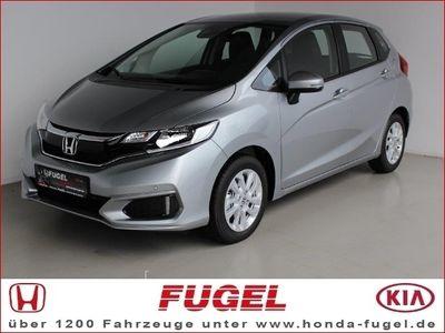 gebraucht Honda Jazz 1.3 CVT Comfort Klima