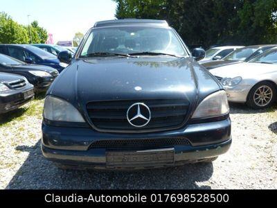 gebraucht Mercedes ML270 CDI '2001'