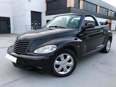 gebraucht Chrysler PT Cruiser Cabrio 2.4 Limited Navi *gepflegt*