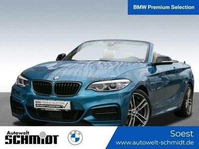 gebraucht BMW M240 Cabrio NP= 64.510,- / 0,- Anz= 539,-brutto als Cabrio/Roadster in Soest