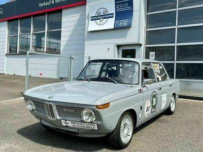 gebraucht BMW 2000 Ti Rennwagen m. Straßenzulassung,ca. 200 PS