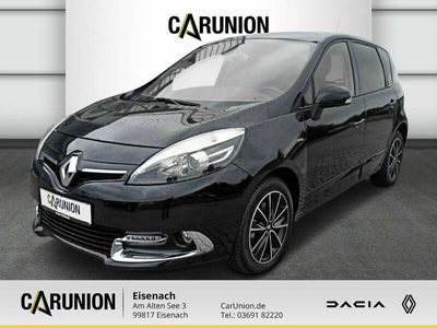 gebraucht Renault Scénic Bose Edition TCe 115