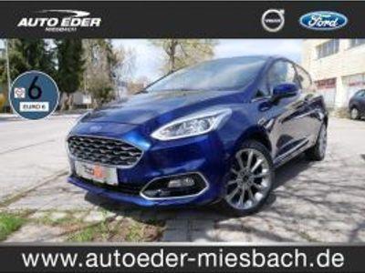 gebraucht Ford Fiesta 1.0 EcoBoost Vignale StartStopp
