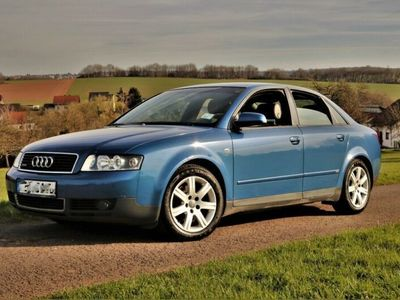 gebraucht Audi A4 2.5TDI Quattro,S-Line,Ahk,