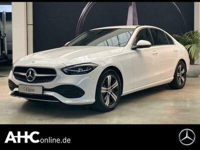 gebraucht Mercedes C220 d Avantgarde+Kamera/PDC+LED+MBUX+DAB+NAVI+