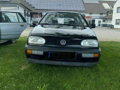 gebraucht VW Golf III CL 1,6Liter 116000km 75PS