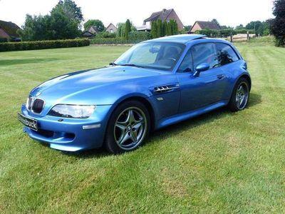 gebraucht BMW Z3 M Coupe mit gigantischer Fahrleistung