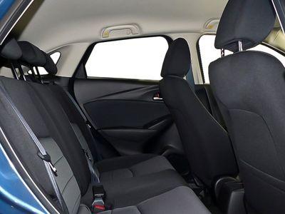 gebraucht Mazda CX-3 CX-3SKYACTIV-G 120 FWD 5T 6GS ALUSIVEL-EXC NAVI