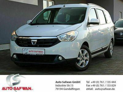 gebraucht Dacia Lodgy 1.6 SCe 100 LPG Picknick*7 Sitz*1.HD* als Van/Kleinbus in Gundelfingen