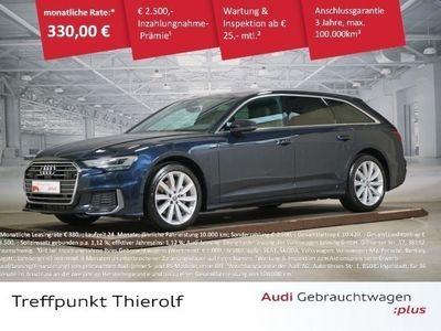 gebraucht Audi A6 Avant S line 50 TDI quattro sport ACC Xenon