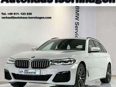 gebraucht BMW 520 d xD M Sport DAB Pano DisplKey LiveCockpitPro