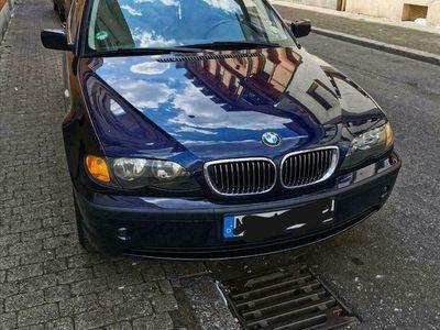 gebraucht BMW 320 i e46 170ps